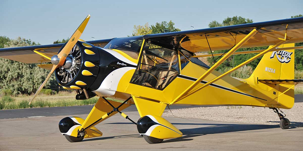 Welcome to Kitfox Aircraft