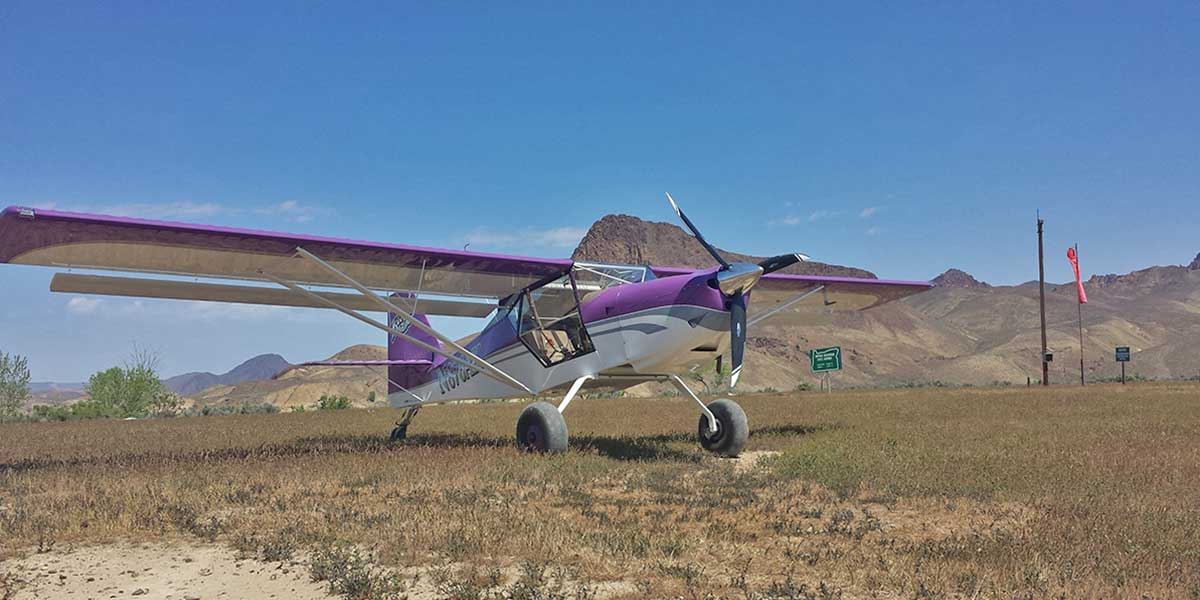 Welcome to Kitfox Aircraft